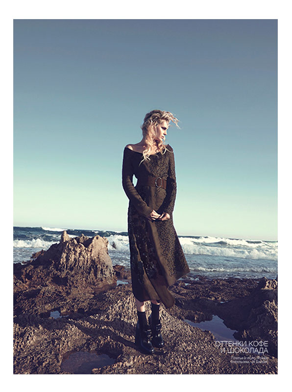 juju ivanyuk model8 Juju Ivanyuk Poses for Federica Putelli in Harpers Bazaar Ukraine Shoot