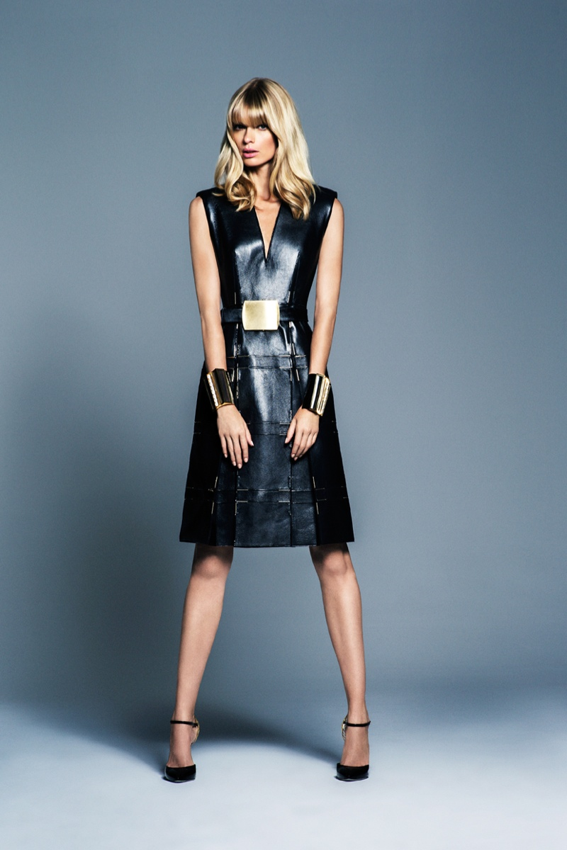 julia stegner shoot8 Julia Stegner Shines in the September Issue of Grazia Germany