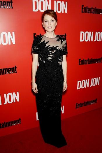 """Julianne Moore Wears Jason Wu to the """"Don Jon"""" NYC Premiere"""