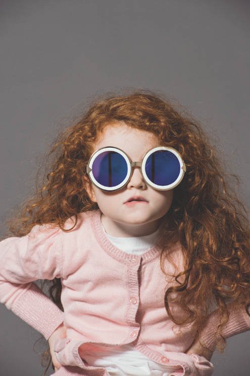 karen walker eyewear21 Cute Kids Front New Karen Walker Eyewear Advertising Campaign
