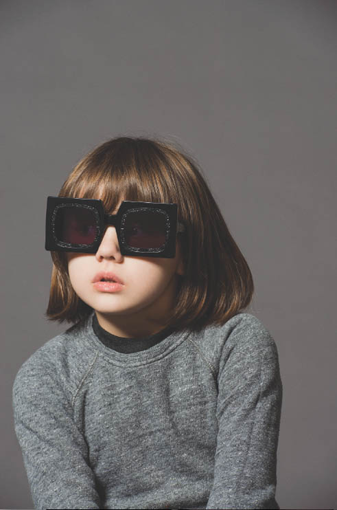 karen walker eyewear31 Cute Kids Front New Karen Walker Eyewear Advertising Campaign