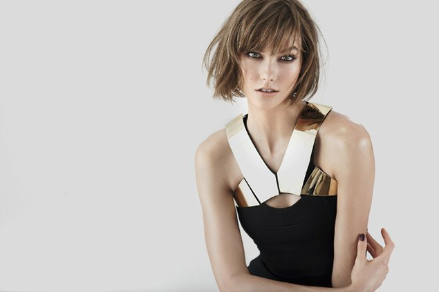 karlie shoot9 Karlie Kloss Stars in S Moda Shoot by Eric Guillemain