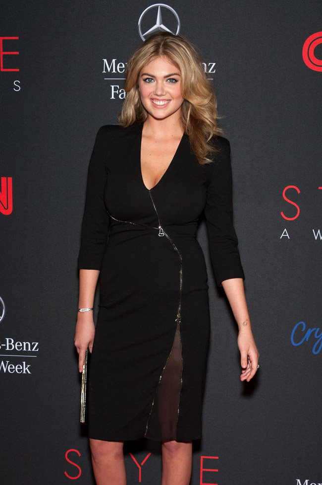 kate upton altuzarra3 Kate Upton Wears Altuzarra at the 2013 Style Awards in NYC