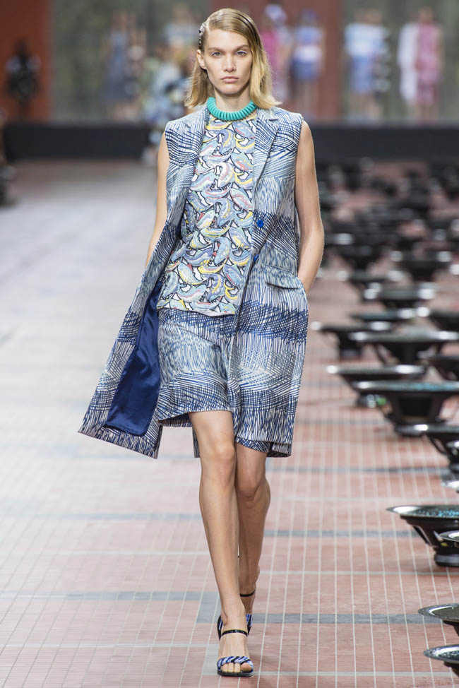 kenzo spring summer 2014 20 5 Stunning Paris Fashion Week Spring/Summer 2014 Trends