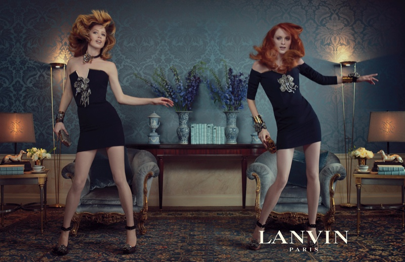 lanvin fall 2011 advertisement 20 Advertisements From the Last 10 Years of Fashion
