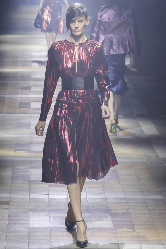 lanvin spring 2014 2 5 Stunning Paris Fashion Week Spring/Summer 2014 Trends