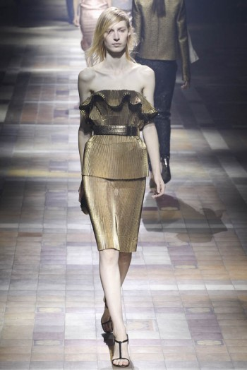 Lanvin Spring/Summer 2014 | Paris Fashion Week