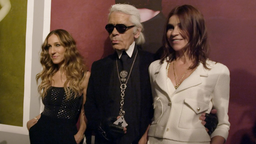 """Mademoiselle C"" Director Fabien Constant On Filming the New Carine Roitfeld Documentary"