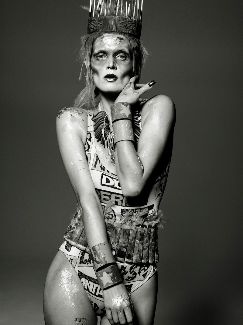 malgosia lets panic9 Malgosia Bela Transforms for Lets Panic Shoot by Aaron Ward