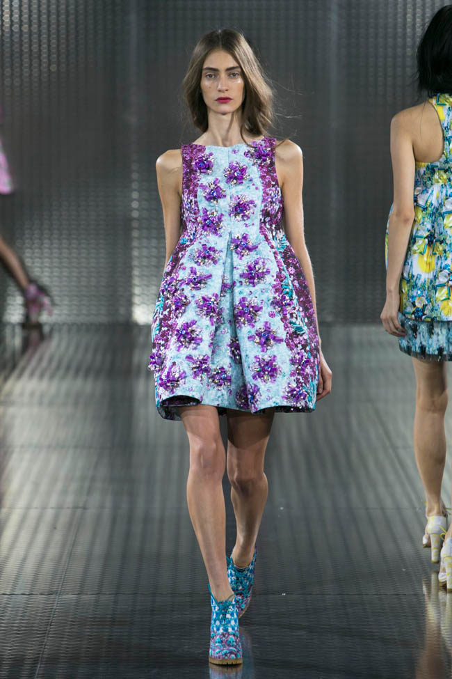 mary katrantzou spring 2014 21 4 London Fashion Week Spring 2014 Trends That Inspire
