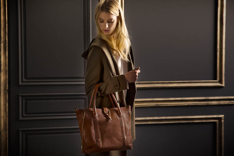 massimo september11 Sigrid Agren Fronts Massimo Duttis September Lookbook