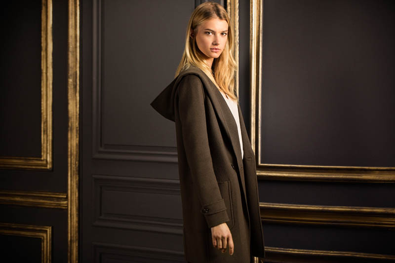 massimo september12 Sigrid Agren Fronts Massimo Duttis September Lookbook