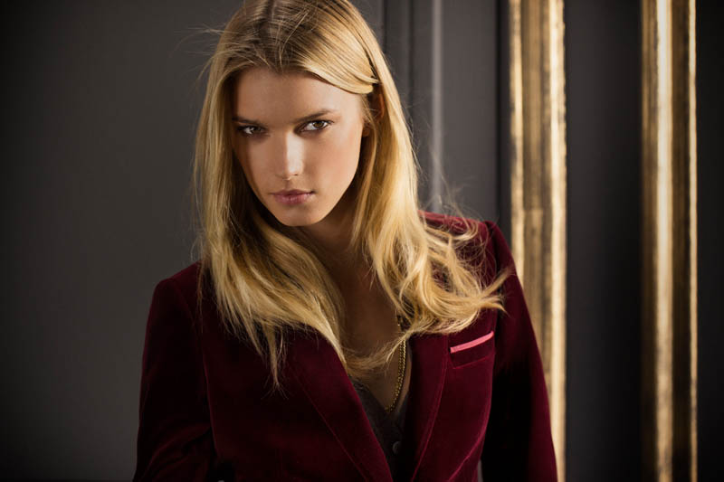 massimo september5 Sigrid Agren Fronts Massimo Duttis September Lookbook