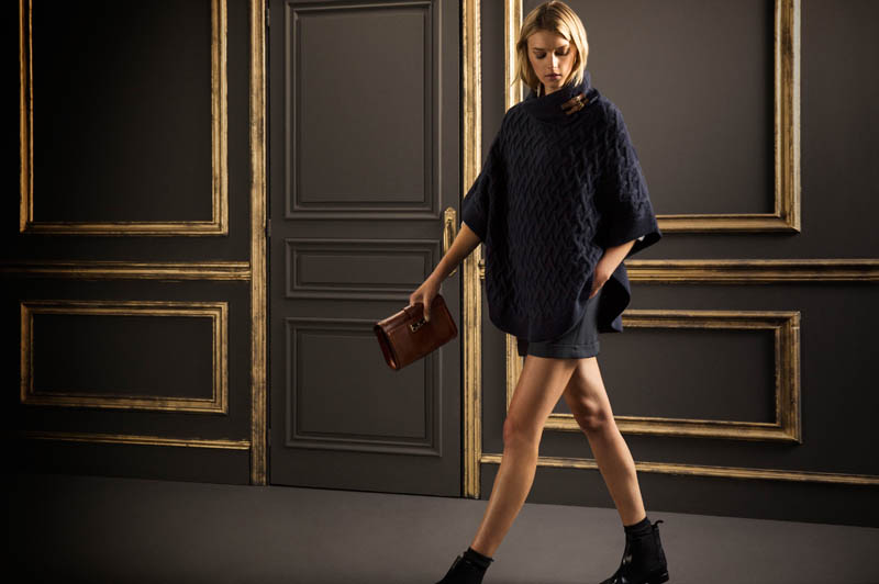 massimo september9 Sigrid Agren Fronts Massimo Duttis September Lookbook