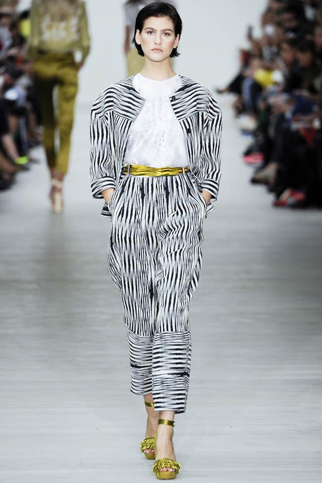Matthew Williamson Spring 2014   London Fashion Week