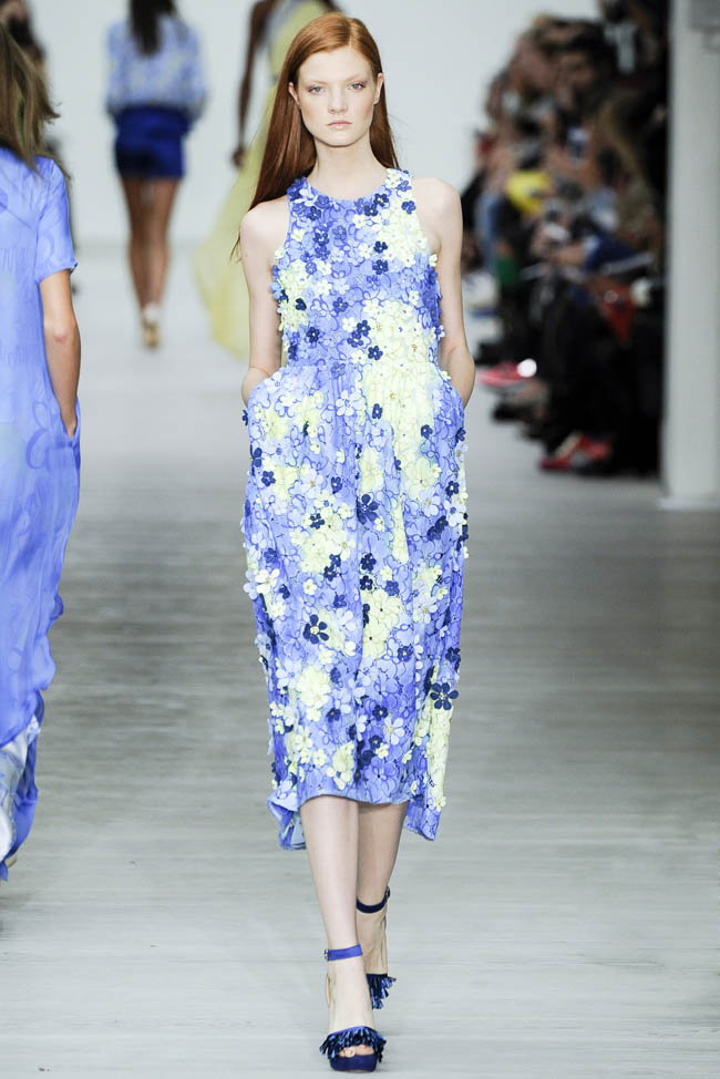 matthew williamson spring 2014 23 4 London Fashion Week Spring 2014 Trends That Inspire