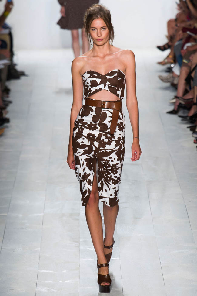 michael kors spring 2014 34 Crop Tops: From the Runway to Real Life