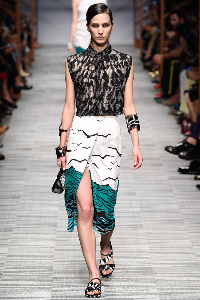 missoni spring 2014 1 Missoni Spring 2014 | Milan Fashion Week