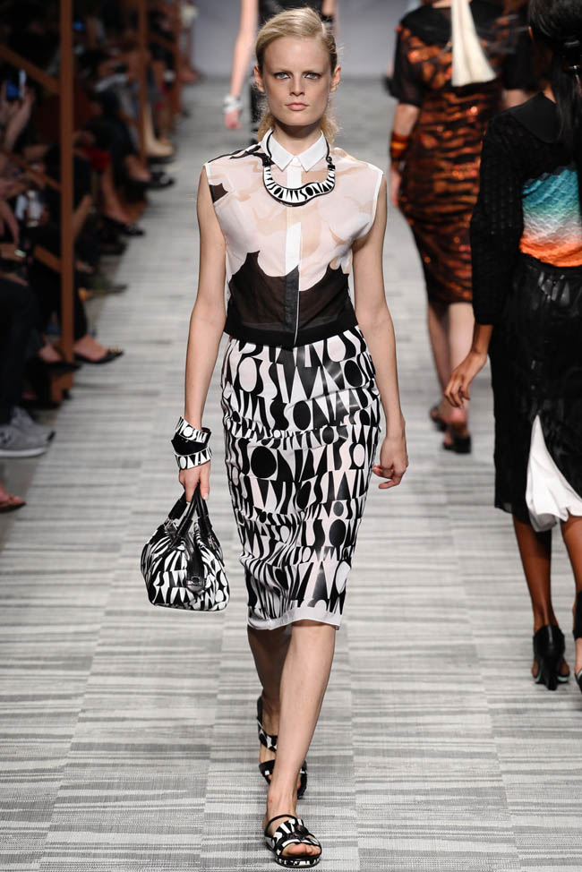 missoni spring 2014 35 5 Amazing Milan Fashion Week Spring/Summer 2014 Trends
