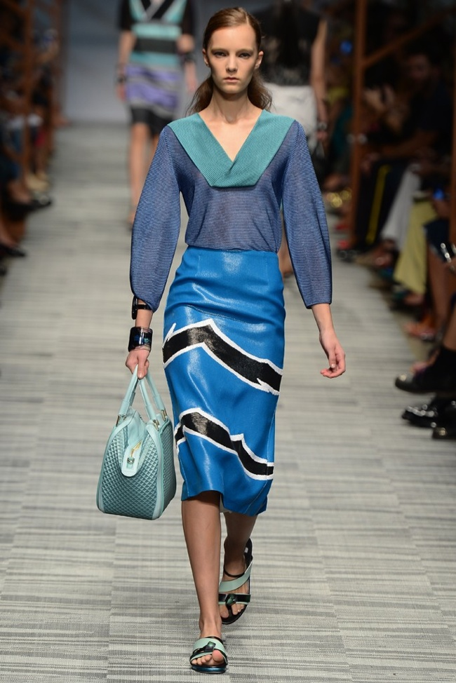 missoni Milan Fashion Week Spring/Summer 2014 Day 5 Recap | Dolce & Gabbana, Marni, Salvatore Ferragamo + More