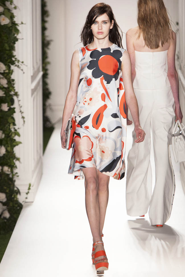 mulberry spring 2014 14 4 London Fashion Week Spring 2014 Trends That Inspire