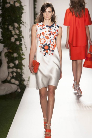 mulberry spring 2014 18 350x524 Mulberry Spring 2014 | London Fashion Week