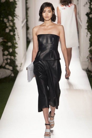 mulberry spring 2014 19 350x524 Mulberry Spring 2014 | London Fashion Week
