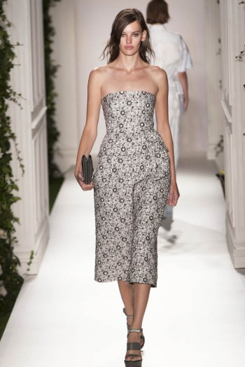 mulberry spring 2014 3 350x524 Mulberry Spring 2014 | London Fashion Week