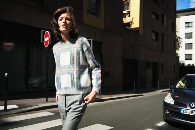 my theresa campaign8 Marikka Juhler Stars in MyTheresa.com Fall 2013 Campaign