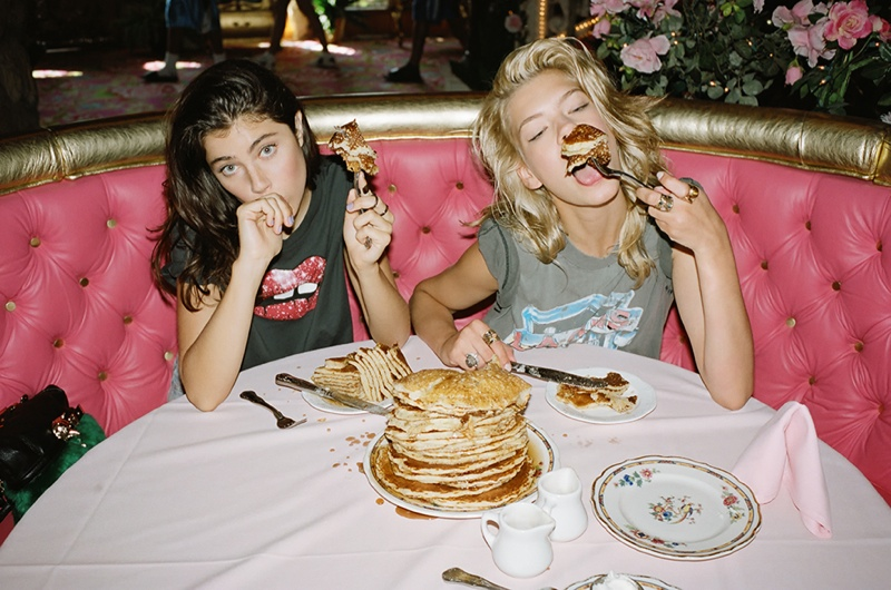 nasty gal ads18 Anna & Valerija Hit the Road for Nasty Gal Shoot by Jason Lee Parry