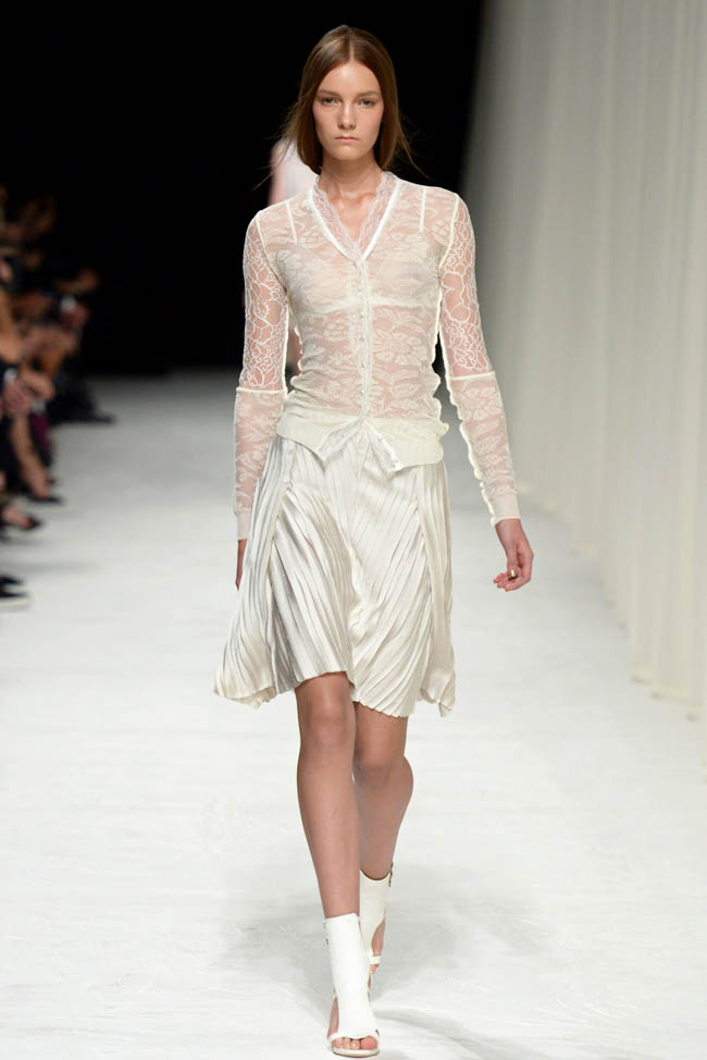 NINA RICCI SPRING/SUMMER 2014 | PARIS FASHION WEEK