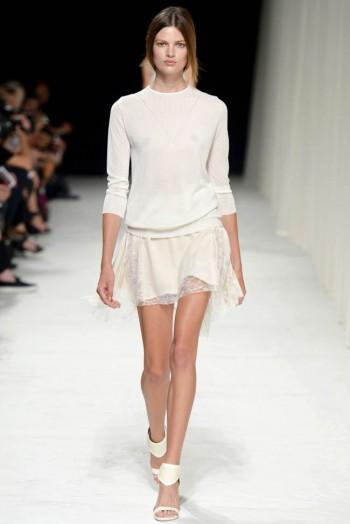 Nina Ricci Spring/Summer 2014   Paris Fashion Week