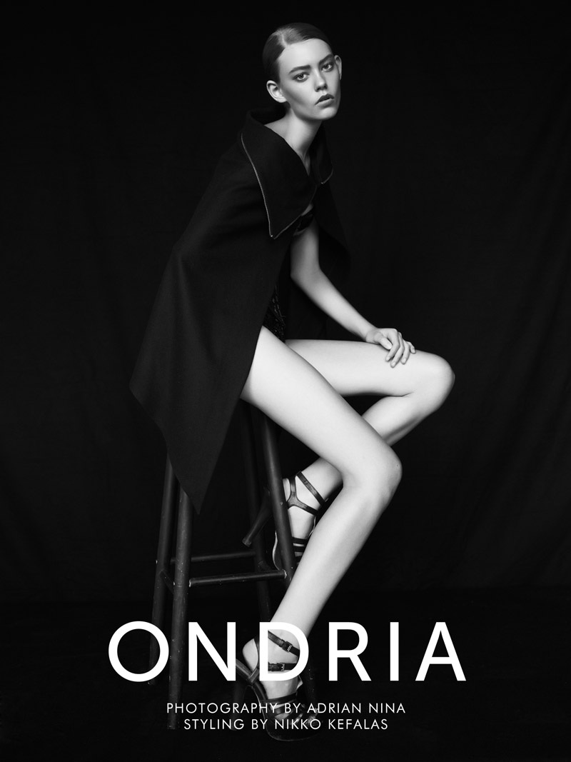 Ondria Hardin by Adrian Nina for Fashion Gone Rogue