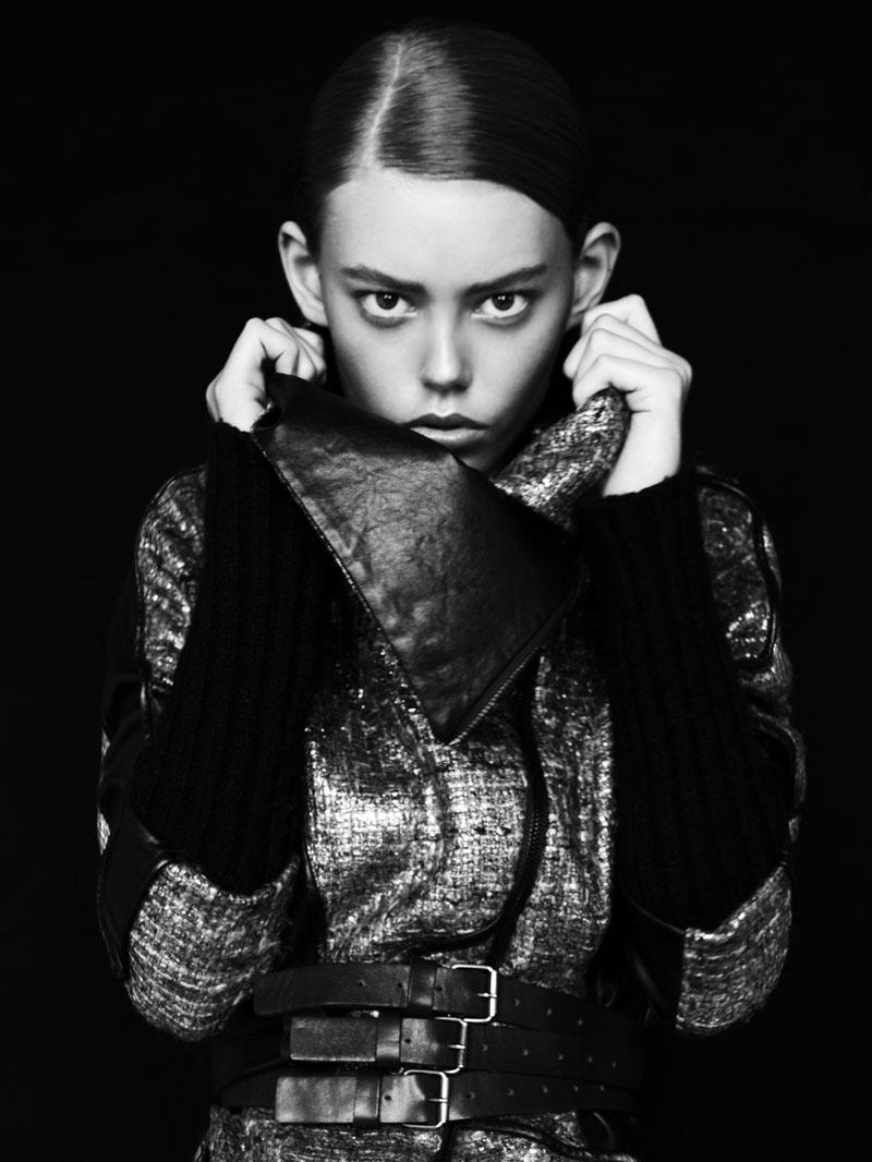 Ondria Hardin by Adrian Nina for Fashion Gone Rogue
