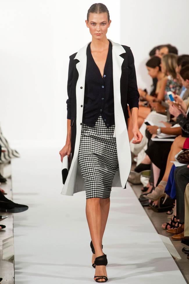 oscar de la renta spring 2014 1 Oscar de la Renta Spring 2014 | New York Fashion Week