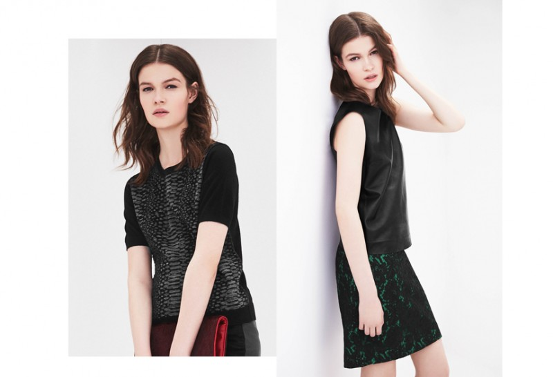 Iris & Ink by THE OUTNET Fall/Winter 2013 Collection