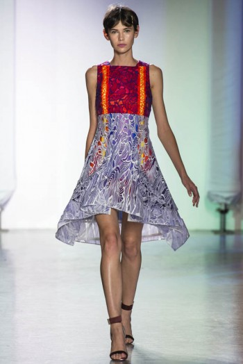 Peter Pilotto Spring 2014 | London Fashion Week