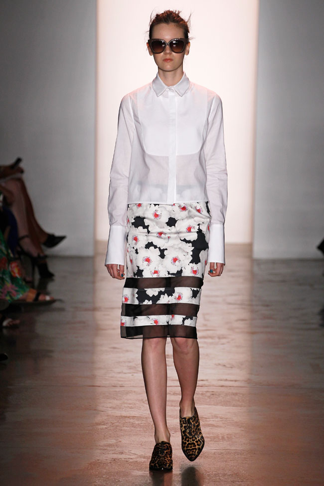 peter som spring 2014 16 5 Surprising New York Fashion Week Spring 2014 Trends