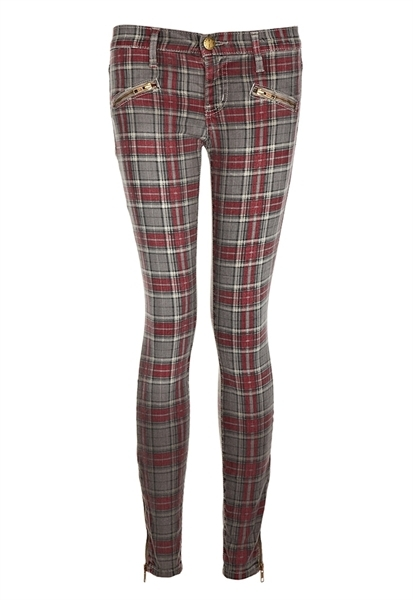 plaid pant 6 Plaid Looks Inspired by Fall Runway Style