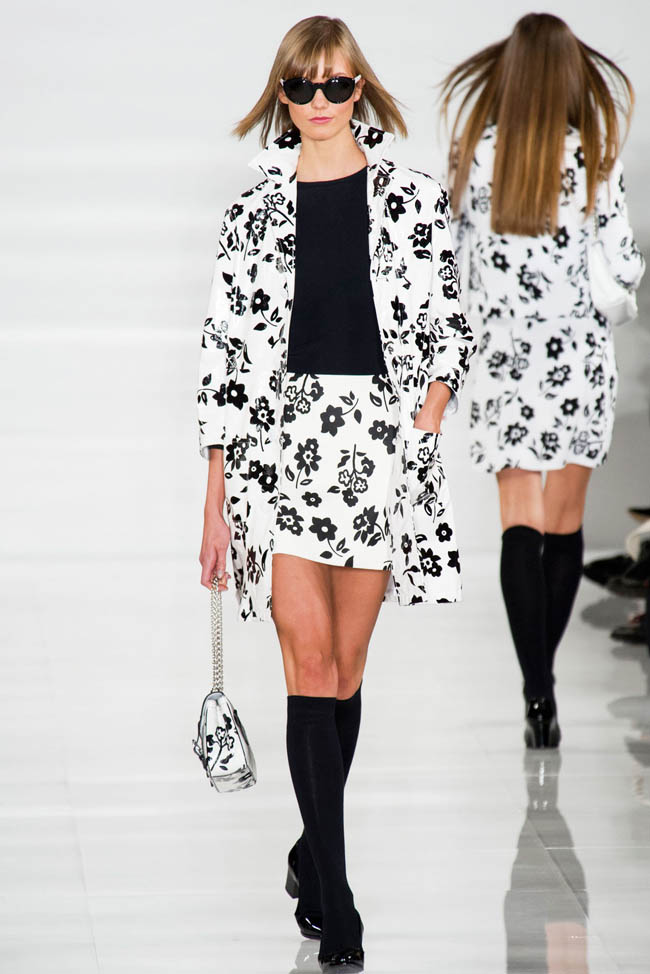 ralph lauren spring 2014 13 Mod Style | From the 60s to Now