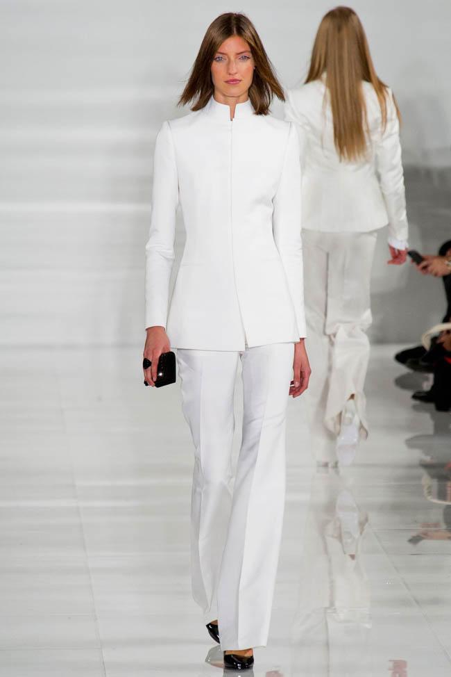Ralph Lauren Spring 2014 New York Fashion Week