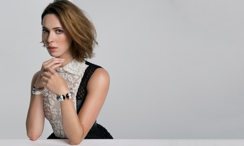 rebecca hall6 800x479 Rebecca Hall Charms in Scene Magazine September 2013 by An Le