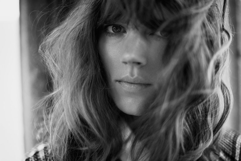 reserved fall ads14 Freja Beha Erichsen Exudes Cool for Reserveds Fall 2013 Ads