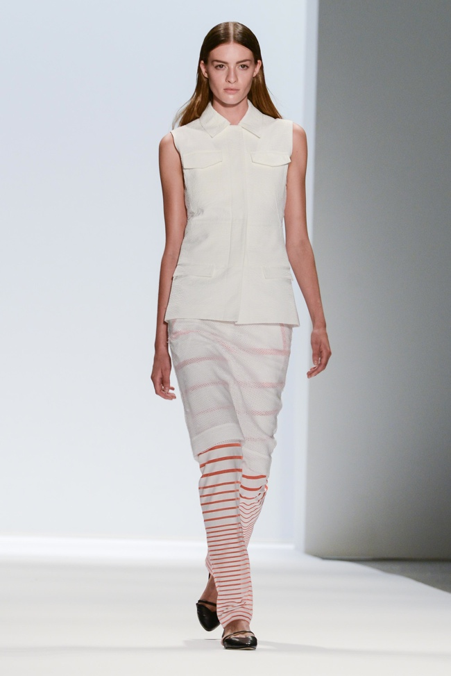 richard chai love spring 2014 1 Richard Chai Love Spring 2014 | New York Fashion Week