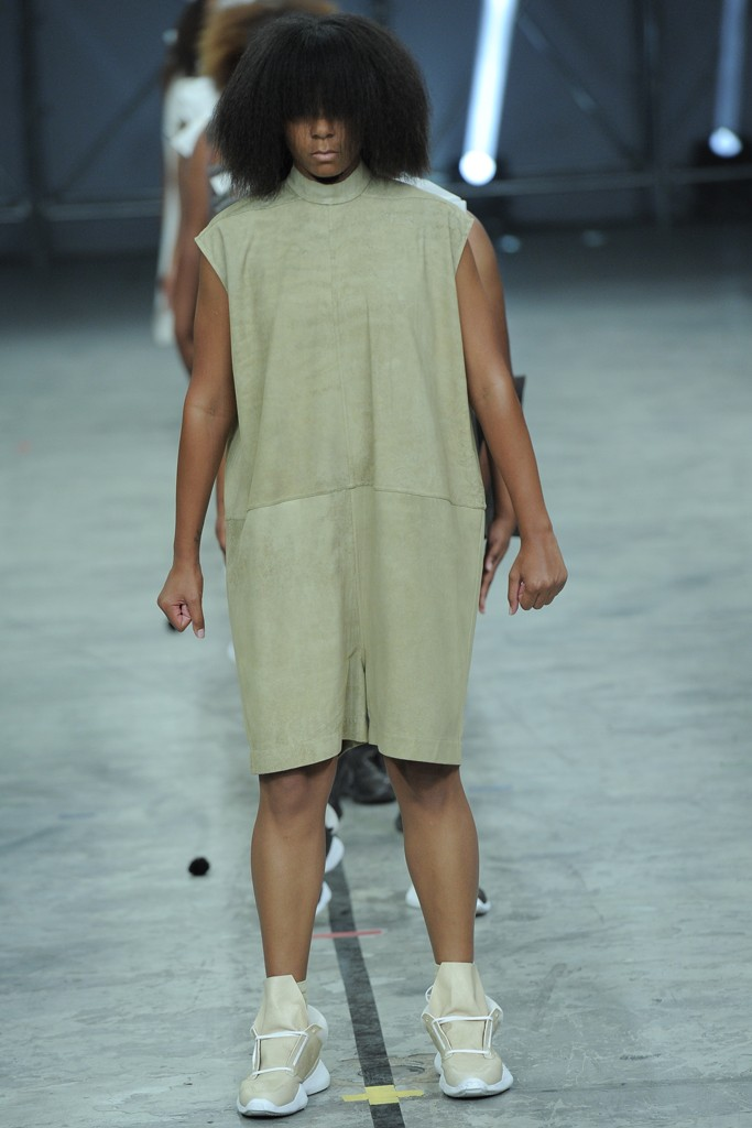 rick owens Paris Fashion Week Spring/Summer 2014 Day 3 Recap | Balmain, Lanvin, Balenciaga + More