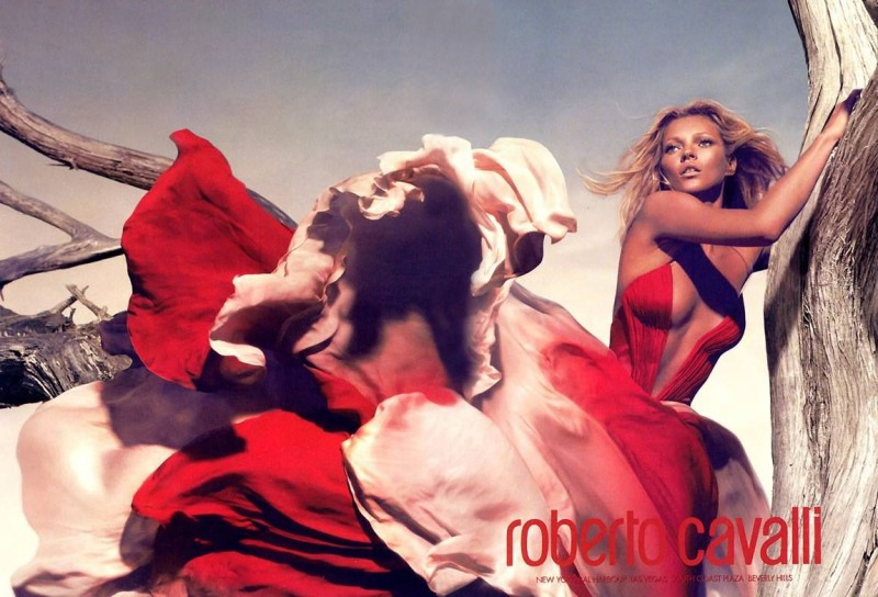 roberto cavalli spring 2006 ad 800x544 20 Advertisements From the Last 10 Years of Fashion