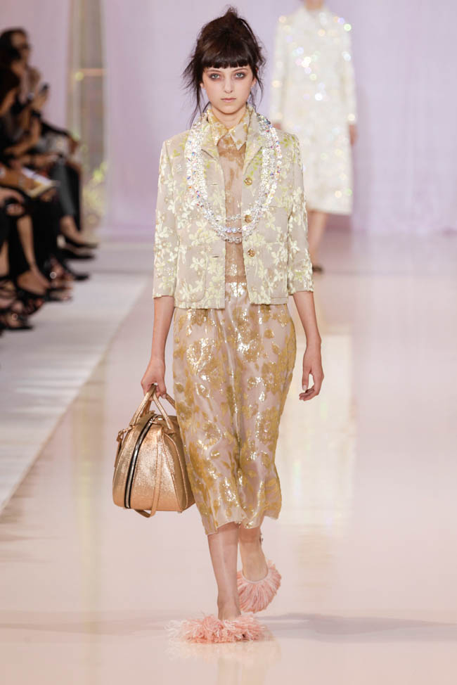 rochas spring 2014 1 Rochas Spring/Summer 2014 | Paris Fashion Week