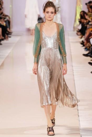 Rochas Spring/Summer 2014 | Paris Fashion Week