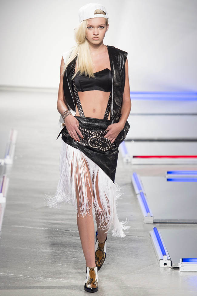 Rodarte Spring 2014 | New York Fashion Week