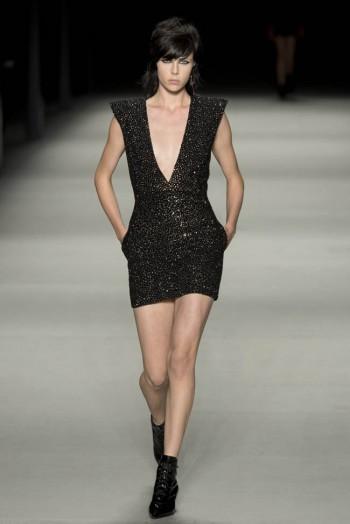 Saint Laurent Spring/Summer 2014   Paris Fashion Week